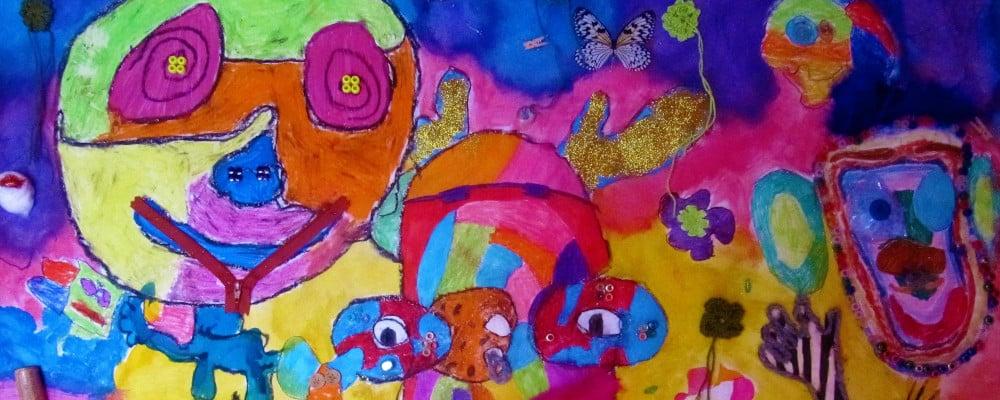 Aanbod kinderen KleurRijk - Het KleurRijk - Creatieve en kunstzinnige groeibegeleiding