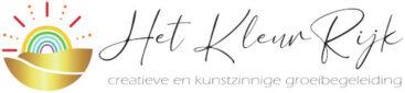 Logo Het KleurRijk - Creatieve en kunstzinnige groeibegeleiding
