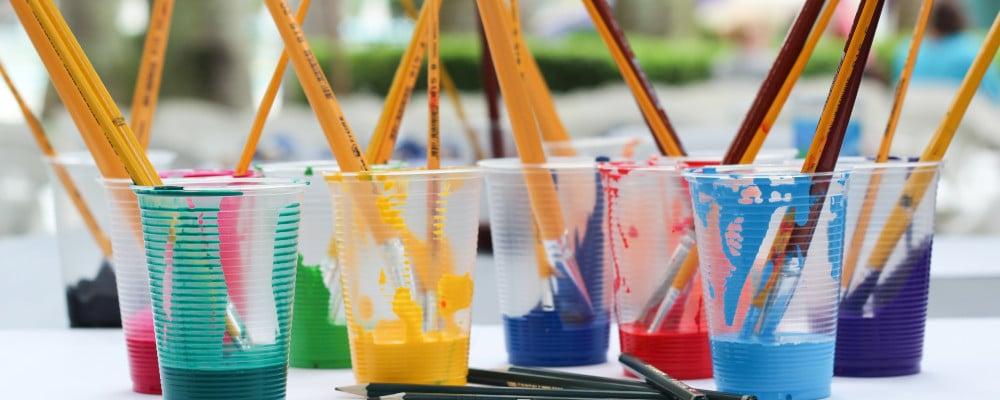Aanbod kinderen CreaRijk- Het KleurRijk - Creatieve en kunstzinnige groeibegeleiding